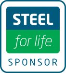 Steel for Life - Sponsor logo